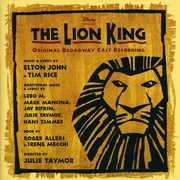 Lion King-Broadway Musical (CD) at Kmart.com