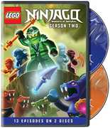 Lego Ninjago: Masters of Spinjitzu Season Two (DVD) at Kmart.com