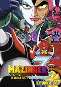 MAZINGER Z TV SERIES PART 1 (DVD) at Sears.com