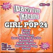 Party Tyme Karaoke: Girl Pop 24 , Various Artists