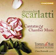 Alessandro Scarlatti: Cantatas & Chamber Music (CD) at Kmart.com