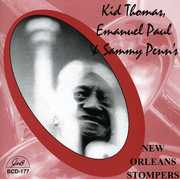 Kid Thomas & Emanuel Paul New Orleans Stompers (CD) at Kmart.com
