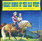Great Songs of the Old West (CD) at Kmart.com