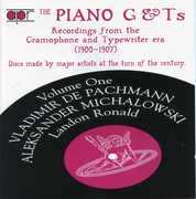The Piano G & T's, Vol. 1: Recordings from the Grammophone Typewriter Era (CD) at Sears.com