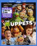 Muppets (Blu-Ray + DVD) at Kmart.com