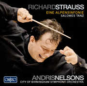 Alpine Symphony / Dance of the Seven Veils Salome (CD) at Sears.com