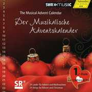 Musical Advent Calendar 2013 (CD) at Sears.com