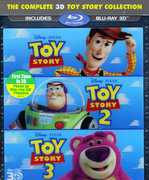Toy Story 3D Trilogy (3-D BluRay) at Kmart.com