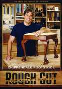 Rough Cut - Woodworking with Tommy Mac: Chippendale Footstool (DVD) at Kmart.com