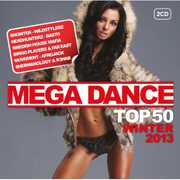 Mega Dance Top 50 Winter 2013 / Various (CD) at Kmart.com