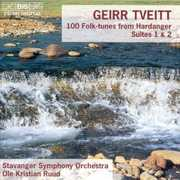 Tveitt: 100 Folk tunes from Hardanger Suites 1 & 2 (CD) at Sears.com