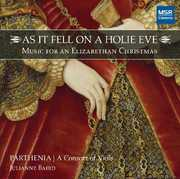 As it fell on a Holie Eve: Music for an Elizabethan Christmas (CD) at Sears.com
