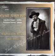 Short Works for Violin & Piano (CD) at Kmart.com
