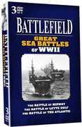Battlefield: Great Sea Battles of WWII (DVD) at Kmart.com
