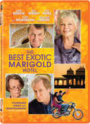 Best Exotic Marigold Hotel , Bill Nighy