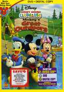 Mickey Mouse Clubhouse: Mickey's Great Outdoors (DVD + Digital Copy) at Kmart.com