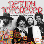 Electric Lady Studio Nyc June 1975 , Return to Forever
