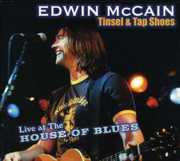 Edwin McCain: Tinsel & Tap Shoes - Live at the House of Blues (DVD) at Kmart.com