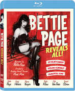 Bettie Page Reveals All , Bettie Page
