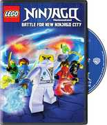 Lego Ninjago: Rebooted - Battle for New Ninjago (DVD) at Kmart.com