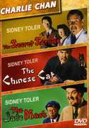 Charlie Chan: The Secret Service/The Chinese Cat/The Jade Mask (DVD) at Kmart.com
