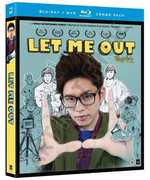 LET ME OUT: LIVE ACTION MOVIE (Blu-Ray + DVD) at Kmart.com