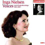Voices: Inga Nielsen (Live and Studio Recordings, 1952-2007) (CD) at Kmart.com