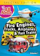Best of All About: Fire Engines, Trucks, Airplanes and Fast Trains (DVD) at Sears.com