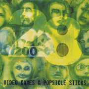 Video Games & Popsicle Sticks (CD) at Sears.com