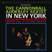 In New York , Cannonball Adderley