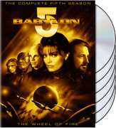 Babylon 5: The Complete Fifth Season (DVD) at Sears.com