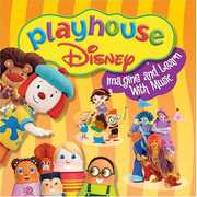 Playhouse Disney: Imagine & Learn with Music / Var (CD) at Kmart.com