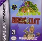 Breakout/ Centipede/ Warlords