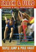 Track & Field: Triple Jump & Pole Vault with John (DVD) at Kmart.com