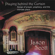 Playing Behind the Curtain (CD)