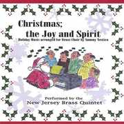 Christmas; the Joy and Spirit-Holiday Music Arranged for Brass Choir by Sammy Nestico (CD) at Kmart.com