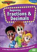 Rock 'N Learn: Beginning Fractions & Decimals (DVD) at Kmart.com