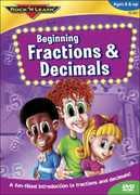 Rock 'N Learn: Beginning Fractions & Decimals (DVD) at Kmart.com