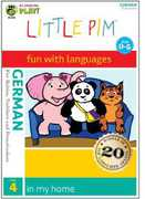 Little Pim: German, Vol. 4 - In My Home (DVD) at Sears.com