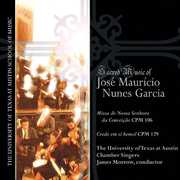 Sacred Music of Jos? Maur?cio Nunes Garcia (CD) at Kmart.com