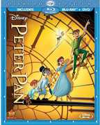 Peter Pan (Blu-Ray + DVD) at Kmart.com
