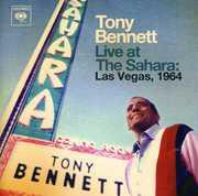 Live at the Sahara: Las Vegas 1964 (CD) at Sears.com