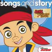 Songs & Story: Jake & the Never Land Pirates (CD) at Sears.com