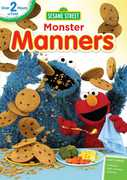 SESAME STREET: MONSTER MANNERS (DVD) at Kmart.com