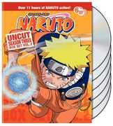 Naruto Uncut Season 3 V.2 Box Set , Dave Wittenberg