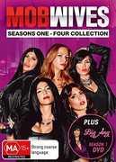 Mob Wives: Season 1-4 & Big Ang Box Set [Import]