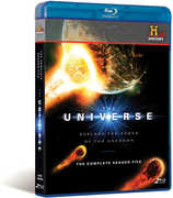 Universe: The Complete Season Five (Blu-Ray) at Sears.com