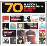 LA DISCOTECA IDEALE-MUSICA ITALIANA ANNI 70 (CD) at Sears.com