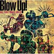 Blow Up: All That Brass Rock / Various (CD) at Sears.com