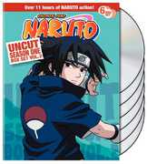 Naruto Uncut Season 1 V.2 Box Set , Dave Wittenberg